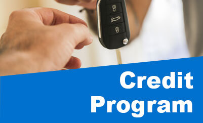 Drive Now Credit Program
