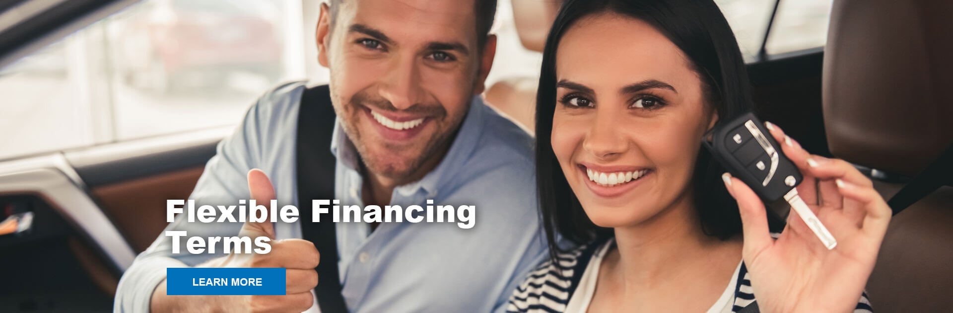Flexible Financing Terms